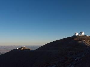 Telescopes at LCO